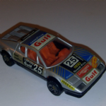 1:43 GUISVAL Ferrari BB 512 diecast model RARE SILVER GULF RACING die-cast model @SOLD@
